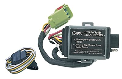 Hopkins Plug-In Simple 42535 T Connector Wiring Kit For Jeep Grand Cherokee, '99-04 from Hopkins Towing Solution