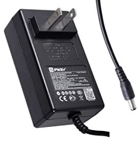 Pwr+® Extra Long 6.5 Ft Cord 12V AC Power Adapter for Belkin Wireless Router N150 N300 N450 N600 N750 ; Netgear N150 N600 N300 Wireless Router ; Motorola Surfboard SB6141 SB6121 SB6120 SBG6580 Sb5101u Sb5101i Sbg901 503913-007 MT-20-21120-A04F ; Ubee Lei Cable Modem Power Supply Cord 12v