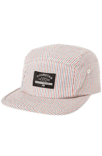 Fourstar Clothing Men's Brophy 5 Panel