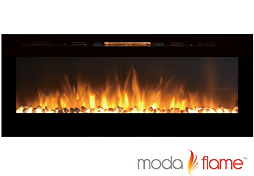 24pcs Ignis Grey Ceramic Fireplace Pebble Set