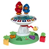 Fisher Price: Laugh and Learn Learning Birdbath ~ None