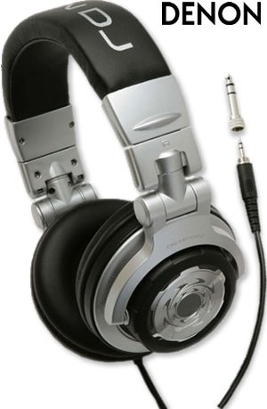Denon DNHP1000 Super DJ Headphone