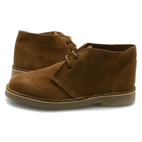 Mens Classic Sand Suede Desert Boots UK 9