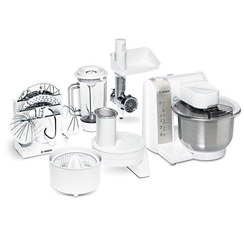 Bosch-MUM4880-Robot-de-cocina-600-W-bol-de-acero-inoxidable-con-picador-rallador-exprimidor-y-DVD-de-recetas-interactivo-importado-de-Alemania
