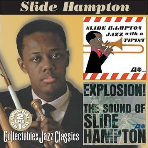 Jazz With a Twist Explosion by Slide Hampton