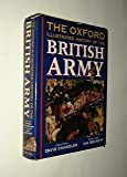 The Oxford Illustrated History of the British Army (0198691785) by Chandler, David G.