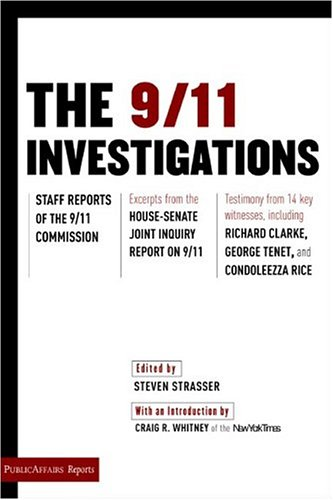The 9/11 Investigations (Publicaffairs Reports)