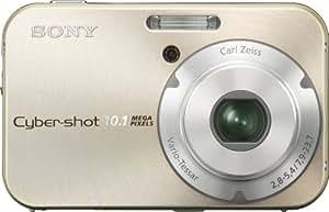 Sony Cybershot DSC-N2 10.1MP Digital Camera with  3x Optical Zoom
