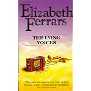 The Lying Voices - Elizabeth Ferrars