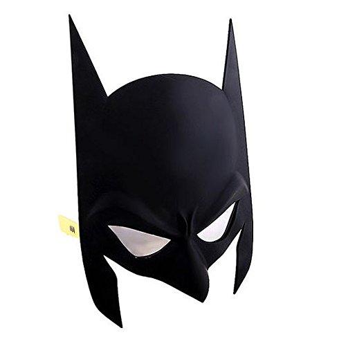 [Dc Comics Batman Full Mask Sunglasses Super Heroe Shades] (Batman Costume Vigilante)