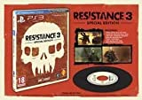 PS3 PLAYSTATION 3 RESISTANCE 3 SPECIAL EDITION