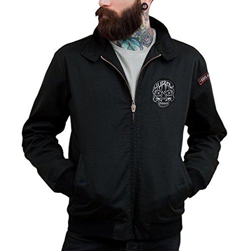 Hyraw -  Giacca - Camicia - Uomo nero X-Large