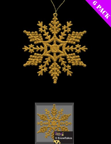 pack-of-6-gold-glittery-hanging-snowflakes-christmas-decorations-dp23