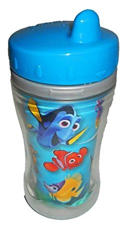 Playtex Disney Insulator Spout Cup Twist n click - Finding Nemo - 9 oz - Blue - 1