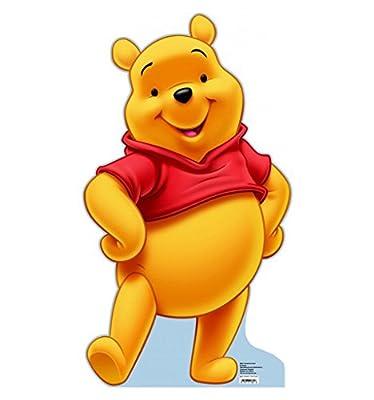 Winnie the Pooh - Advanced Graphics Life Size Cardboard Standup