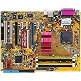 ASUS P5NSLI - Placa base (16 GB, Intel, Socket 775, 5.1, ADI AD1986A SoundMAX, 30.5 mm)