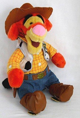 "Tigger As Woody 12"" - 1"