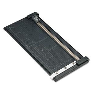 "CARL 13715 Carl TrimGear Industrial Trimmer, 5-Sheet Capacity, 15"" Cut Length"