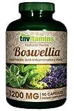 Boswellia Serrata 1200 Mg - 90 Capsules