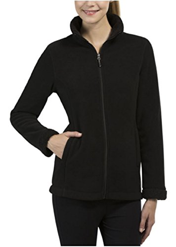 Weatherproof 32 Degrees Heat Women's Sherpa Lined Fleece Jacket (Black, Small) (Heat Jackets compare prices)