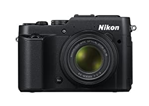 Nikon Coolpix P7800 Compact Digital Camera (12MP, CMOS Sensor)