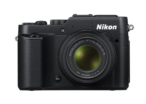 Nikon Coolpix P7800 Compact Digital Camera (12mp, Cmos Sensor)