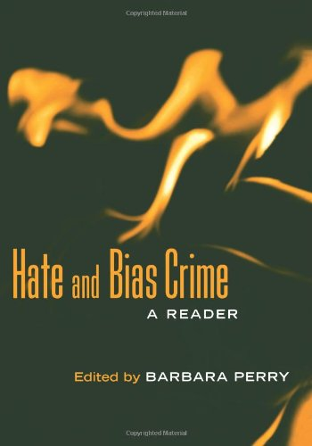 Dr. Barbara Perry Publication