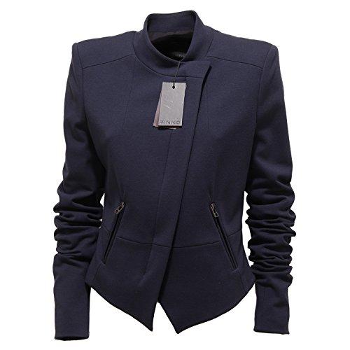 7258O giacca PINKO lanterna blu giacca donna jacket woman [46]