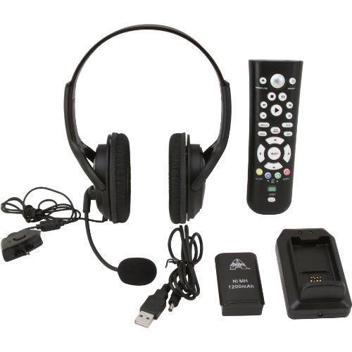 Arsenal Gaming Ax36Kitb Starter Kit, Black - Xbox 360