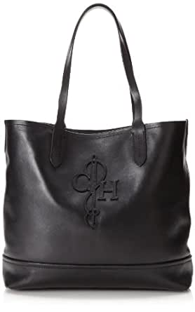 Cole Haan Bellport Double Travel Tote,Black/Black,One Size