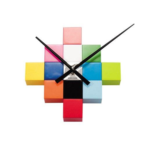 DIY Cubic Clock