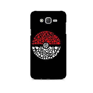 TAZindia Printed Hard Back Case Cover For Samsung Galaxy J7