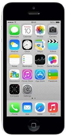 Smartphone APPLE IPHONE 5C BLANC 16GO