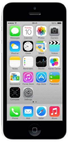 Apple iPhone 5c 16GB White SIM-Free Smartphone