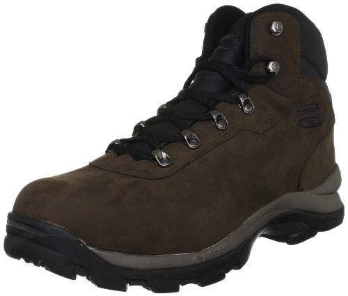 Hi-Tec Men's Altitude IV WP Dark Chocolate Hiking Boot 01727/M77/01 14 UK, 48 EU, 15 US