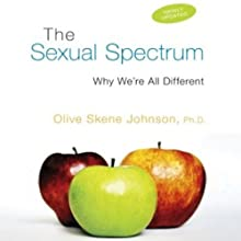 The Sexual Spectrum: Why We're All Different (       UNABRIDGED) by Olive Skene Johnson Narrated by Lucy Rivers