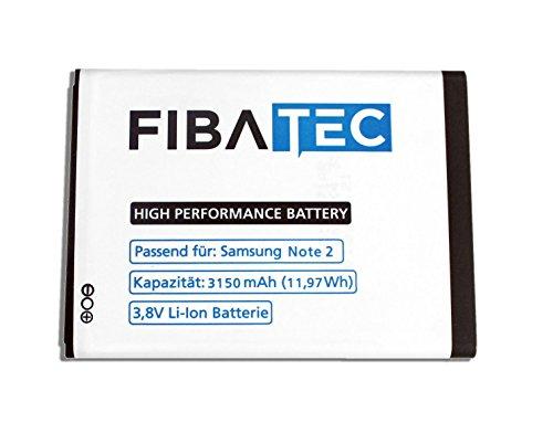 FIBAtec-I-Ersatzakku-POWER-AKKU-Note-2-Akku-Lithium-ionen-Batterie-Ersatzbatterie-Zweit-akku-Li-Ion-Akkumulator-I-Zubehr-Samsung-Galaxy-Handy-Ersatzteile-High-Performance-Battery-Accu-I-Samsung