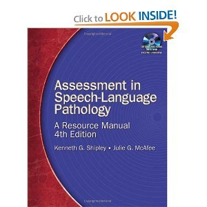 Assessment in Speech-Language Pathology: A Resource...