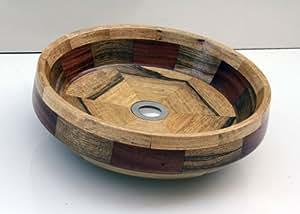 Countertop Sink Bowl : ... kitchen bath fixtures bathroom fixtures bathroom sinks vessel sinks