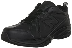 New Balance Men's Black Trainer MX624AB- WIDTH 2E 9 UK, 43 EU, 9.5 US