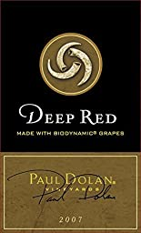2010 Paul Dolan Vineyards Library Deep Red Blend Mendocino County 750 ml Wine