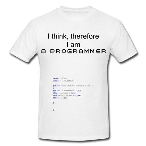Spreadshirt Men's C# Awesome TShirt T-Shirt,