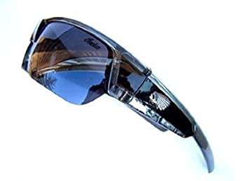 Frameless Motorcycle Glasses : INDIAN Motorcycles SUNGLASSES Sports Wraparound MENS Semi ...