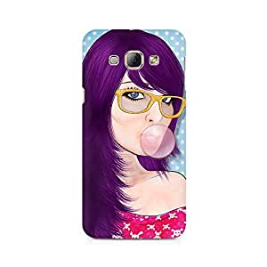 Mobicture Girl Abstract Premium Designer Mobile Back Case Cover For Samsung A8 back cover,Samsung A8 back cover 3d,Samsung A8 back cover printed,Samsung A8 back case,Samsung A8 back case cover,Samsung A8 cover,Samsung A8 covers and cases