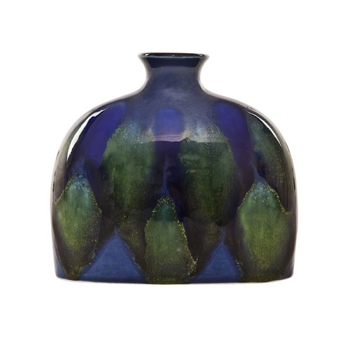 Poole Pottery Alexis Small Bottle Vase 12cm