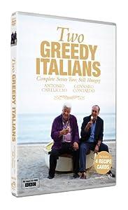 Two Greedy Italians: Series 2 - Still Hungry [DVD]