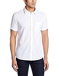Ruggers Men's Casual Shirt (8907242814346_267758224_Medium_White)