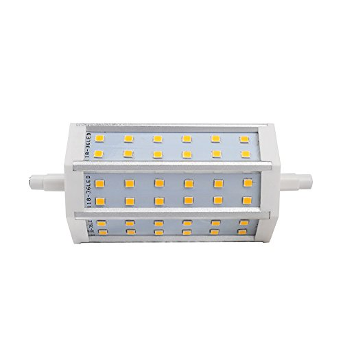 R7S 36Leds 2835Smd Led Warm White Halogen Flood Light Lamp Replacement 7W
