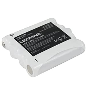 Replacement Battery for Midland BATT6R works with Midland LXT Series