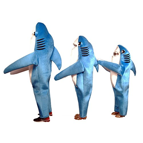 Wraith Of East Children Shark Costume Kids Mascotte Suit S (Mascot Costume Shark compare prices)